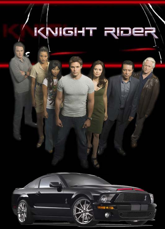 Knight Rider 2008   S01E07 preview 0